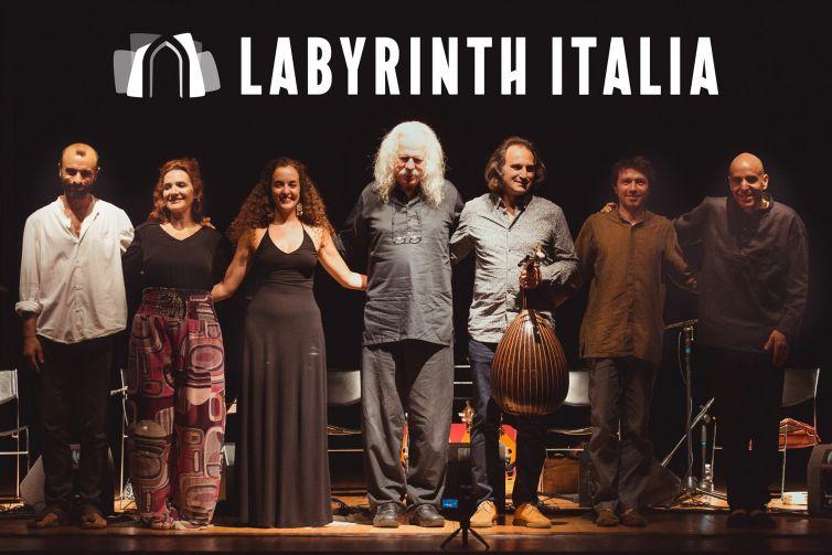 Labyrinth Italia banner